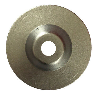 """Carving Grinding Disc Wood Tungsten Steel Round Angle 4"""" 100mm Lightweight New"""