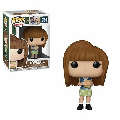 Boy Meets World - Topanga - Funko Pop! Television: (2018, Toy NUEVO)