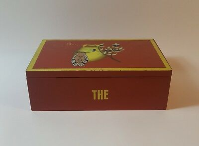 A Superb Vintage The (Tea) Chest/Box/Caddie, Made in France