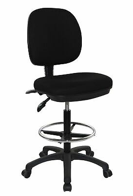 NEW Medium Back Drafting Chair - Milan Direct,Office Chairs