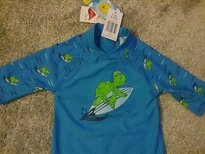 LILY AND DAN SWIM TOP AGE1/2 years BOYS Brand New