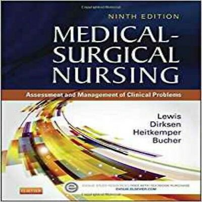 Medical-Surgical Nursing: Assessment and Management of Clinical Problems 9TH