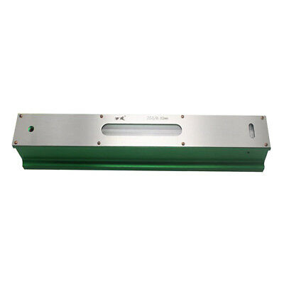 Precision Bar Level Tool with Case 0.02mm, High Accuracy, Sensitivity 250mm