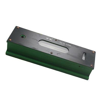 Precision Bar Level Tool with Case 0.02mm, High Accuracy, Sensitivity 150mm