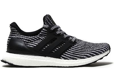 1be13043e52d4 NEW Adidas UltraBoost Ultra Boost 4.0 Cookies   Cream 2.0 Mens Size 10   BB6179