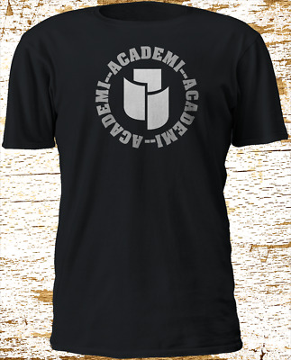 New Academi Private Secure Military Army Blackwater Black T-Shirt S-4XL