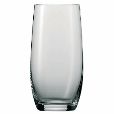 Pack of 6 Schott Zwiesel Banquet Crystal Hi Ball Glasses 430ml