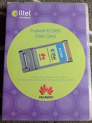 ALLTEL HUAWEI EC360 DRIVER FOR PC