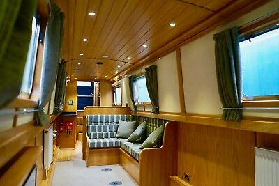 Liveaboard - Brand New Narrowboat Available Now