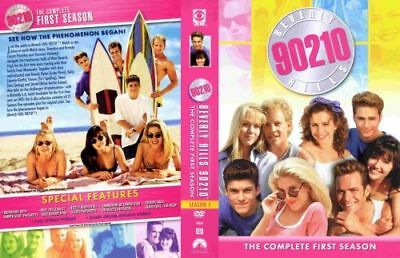 Beverly Hills 90210 Serie Completa Originale In Dvd 10 Stagioni In Italiano