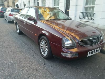 ford scorpio ultima Manual 2.0