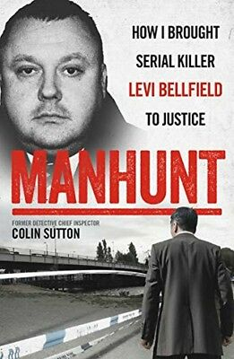 Manhunt by Colin Sutton Paperback True Story Behind Hit TV Drama BRAND NEW 2019