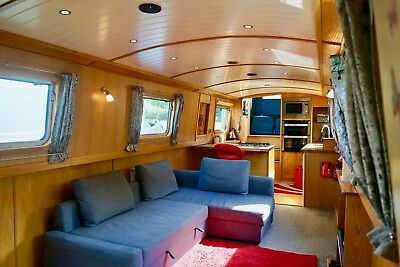 Bojangles - High Specification Liveaboard Available Now