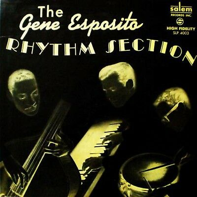 The Gene Esposito Rhythm Sesction CD / P&S Records New and sealed