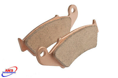 Gas Gas Ec Mc 200 250 300 350 450 00-17 As3 Factory Sintered Front Brake Pads