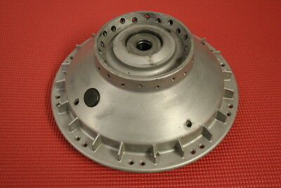 Triumph - BSA Vintage British 8 inch conical front brake hub with axle assembly