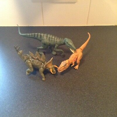 Jurassic Park World Dinosaur Action Figures