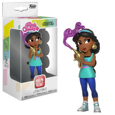 Funko Rock Candy: - Comfy Princesses - Jasmine (Toy Used Very Good)
