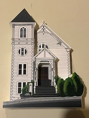 Sheila's Nevada City Church California COA04 No Box