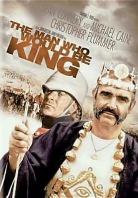 MAN WHO WOULD BE KING (Region 1 DVD,US Import,sealed)