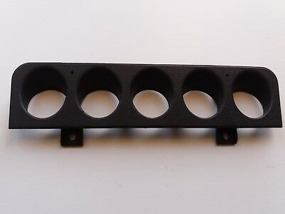 Peugeot 205 GTi and Others 5 Button Switch Surround GREY