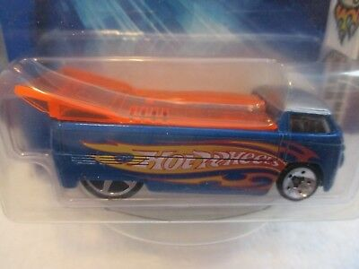 Hot Wheels Customized Vw Drag Truck 2004 First Editions101/100#000 Mint In Pkg