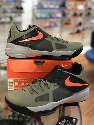 uk availability 6b7cb 93ff6 ... Asg All Star Bhm Green Olive Wtkd.  270.00 Buy It Now 20d 9h. See  Details. Nike Zoom KD 4 IV Rogue Undefeated Size 10 473679-302 Jordan Kobe