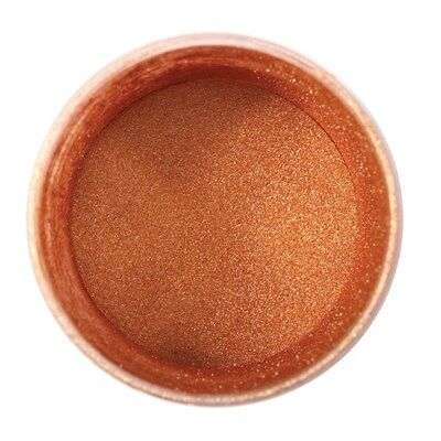 Culpitt - Colour Splash Edible Pearl Rose Gold Lustre Cake Dust