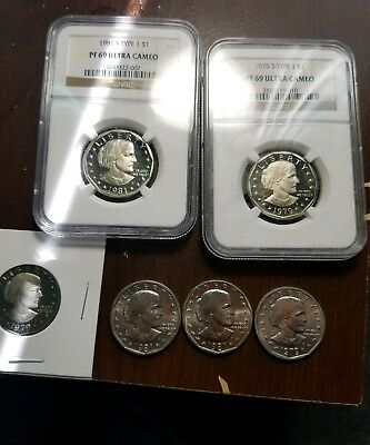 susan b anthony dollar lot