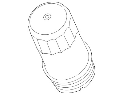 Napa Oil Filter Adapter