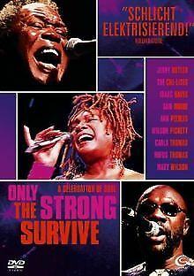 Only the Strong Survive (OmU) by Chris Hegedus | DVD | condition good