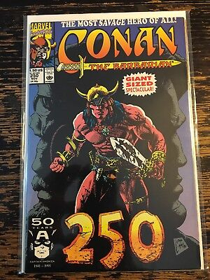 Conan the Barbarian #250 (Marvel) Free Combine Shipping