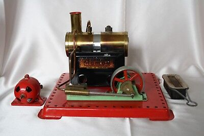 Antique 1960 MAMOD SE Series Stationary Engines STEAM ENGINE with Generator