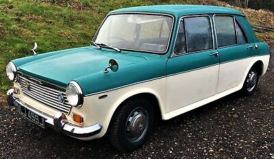 1971 Morris 1100 saloon, 40000 miles, 3 owners from new px swap project