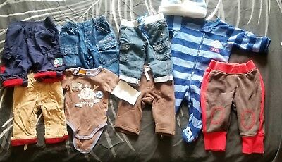Baby Boy Clothes Size 00 Bulk Bundle /Mixed Items