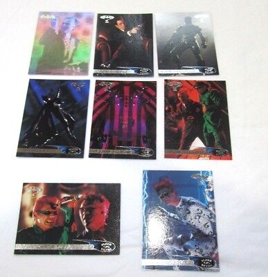 1995 FLEER BATMAN FOREVER and 1992 SPIDERMAN Random Cards