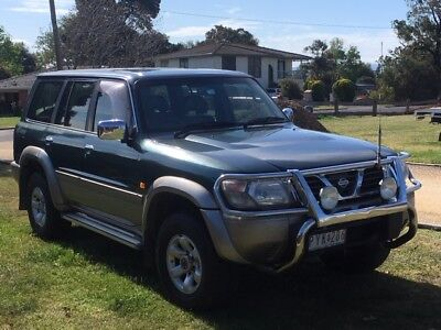 Nissan Patrol TI 1999 - Make an Offer !!