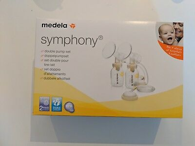 Medela Symphony Double Pump kit