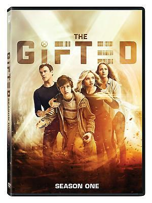 The Gifted Episode Collection of First Season 1 One Complete DVD Set TV Series U