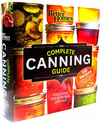 Better Homes and Gardens Complete Canning Guide (Hardcover 3 Ring Binder w/rm*)