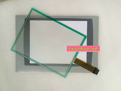 For AB PanelView 1000 2711P-T10C15A1 2711P-T10C15A2 Touchscerrn+Protective Film