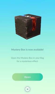 Pokemon Go Meltan Mystery Box (delivery within 24 hours)