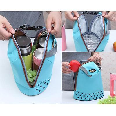 Insulated Thermal Cooler Thicken Lunch Box Storage Bag Tote Picnic Dining Pouch