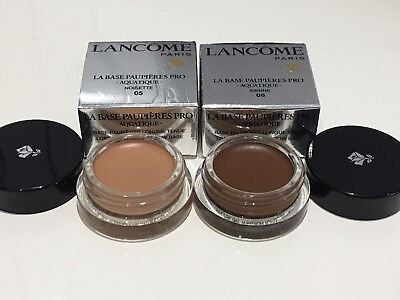 Lancome La Base Paupieres Pro Aquatique Long Wear Eyeshadow Base Bnib 5G 05/06
