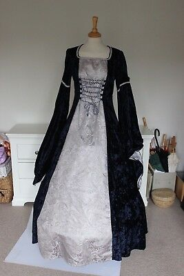 Ladies Ex Hire Medieval Tudor Period Theatrical Costume By Von Lancelot Theatre