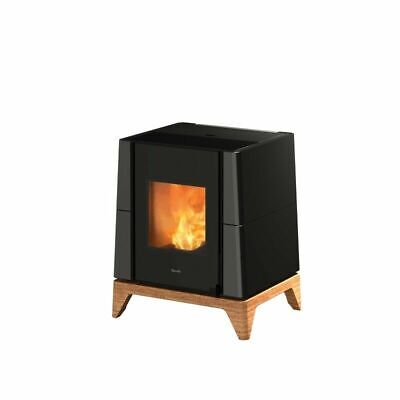 Heating Stove Pellet Ravelli Hrv 160 Touch Kw 20 Hydro 2 779 95
