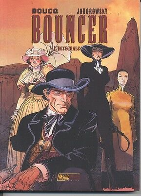 BOUNCER - L'INTEGRALE vol 1 (Jodorowsky-Boucq) - SCONTO 50% - ed. Magic Press