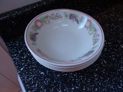 Boots Orchard Cereal Bowls X 2