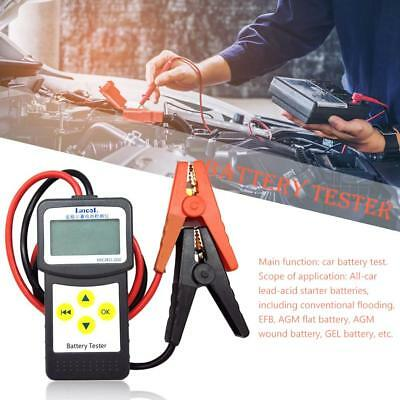 CCA100-2000 30-200Ah 12V Digital LCD Auto Car Universal Battery Tester MICRO 200