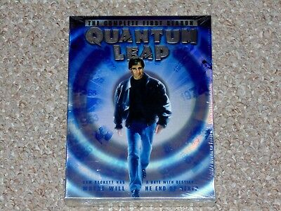 Quantum Leap - The Complete First Season DVD 2004 3-Disc Box Set Brand New